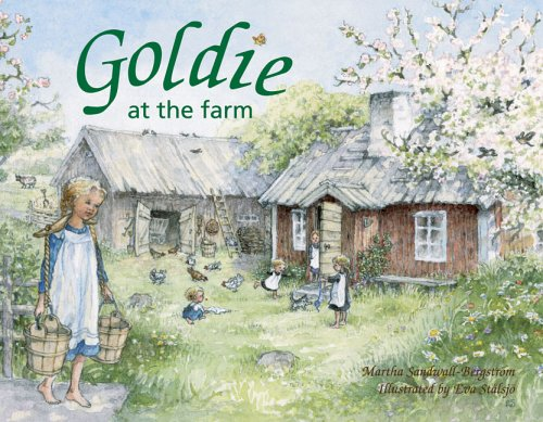 9780863154850: Goldie at the Farm