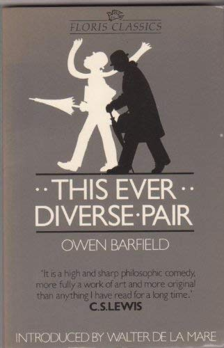 9780863155116: This Ever Diverse Pair