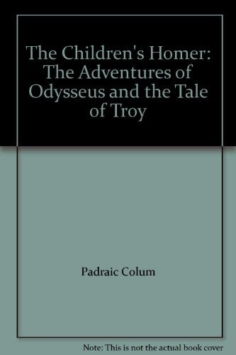 9780863155291: The Children's Homer: Adventures of Odysseus and the Tale of Troy