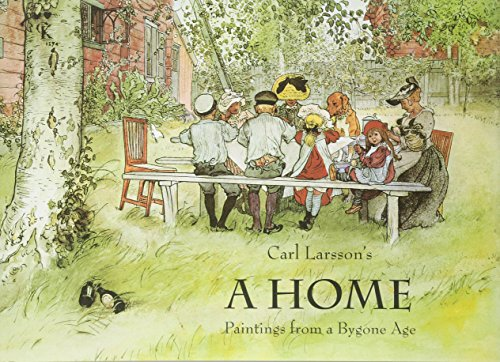 9780863155499: A Home: Paintings from a Bygone Age