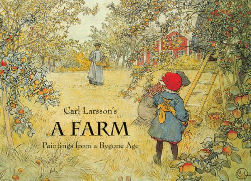 9780863156304: A Farm: Paintings from a Bygone Age