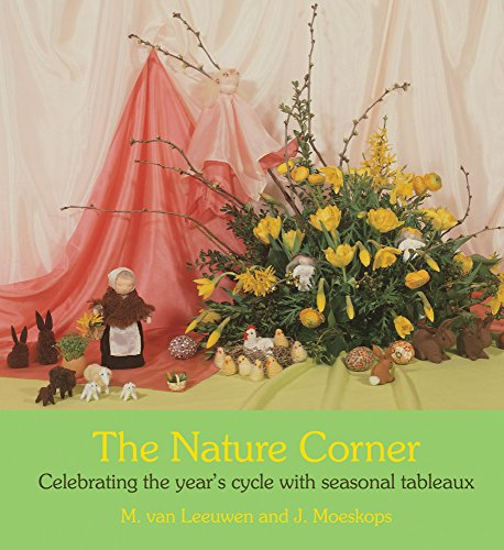 9780863156465: The Nature Corner: Celebrating the Year's Cycle with Seasonal Tableaux