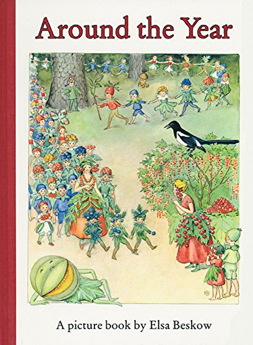 9780863156489: Around the Year: A Picture Book (Mini Edition)