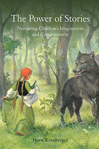 9780863156595: The Power of Stories: Nurturing Children's Imagination and Consciousness