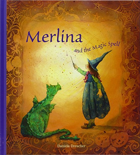9780863157141: Merlina and the Magic Spell