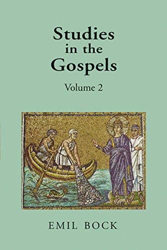 Studies in the Gospels: Emil Bock