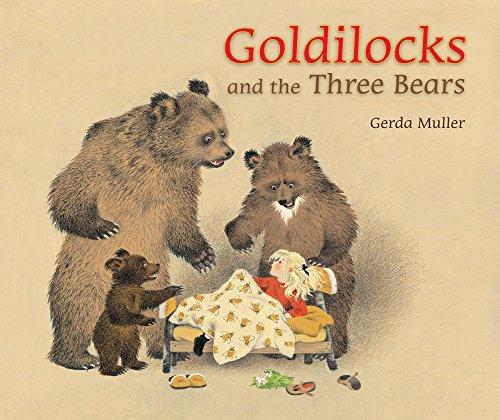 9780863157950: Goldilocks and the Three Bears. Gerda Muller