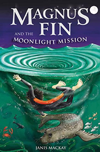 9780863157967: Magnus Fin and the Moonlight Mission (Kelpies)