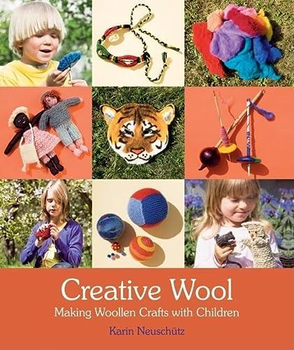 9780863158001: Creative Wool: Making Woollen Crafts with Children