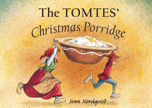 9780863158247: The Tomtes' Christmas Porridge
