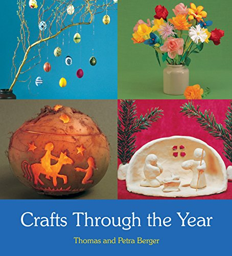 9780863158285: Crafts through the Year