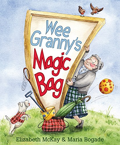 9780863158445: Wee Granny's Magic Bag (Picture Kelpies)