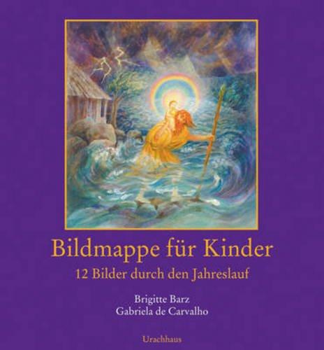 9780863158476: Bildmappe Fur Kinder: 12 Bilder Durch Den Jahreslauf = The Christian Year in Pictures for Children