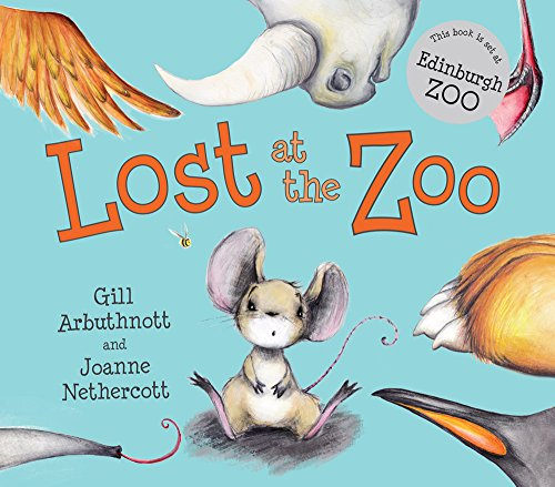 9780863158704: Lost at the Zoo (Picture Kelpies)
