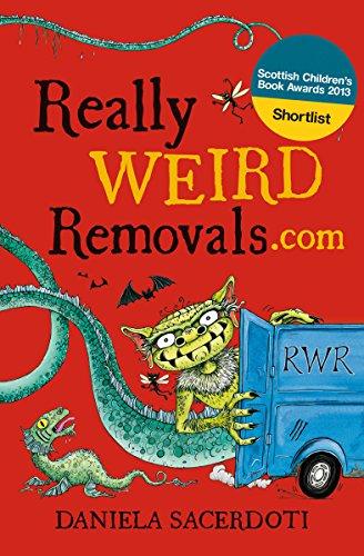 9780863159022: Really Weird Removals.com (Kelpies)