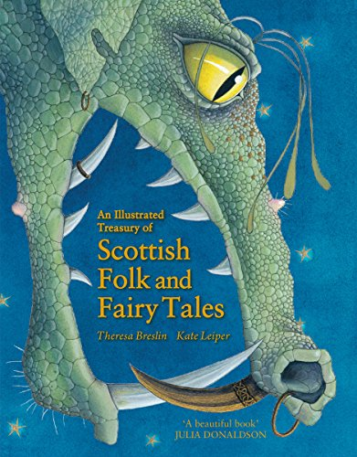 9780863159077: An Illustrated Treasury of Scottish Folk and Fairy Tales
