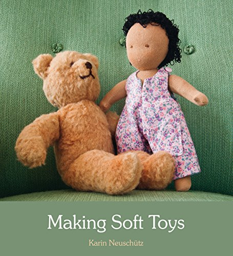 9780863159084: Making Soft Toys
