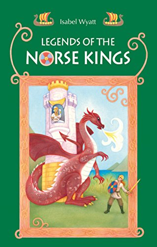 9780863159428: Legends of the Norse Kings: The Saga of King Ragnar Goatskin and The Dream of King Alfdan