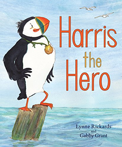 9780863159527: Harris the Hero: A Puffin's Adventure (Picture Kelpies)