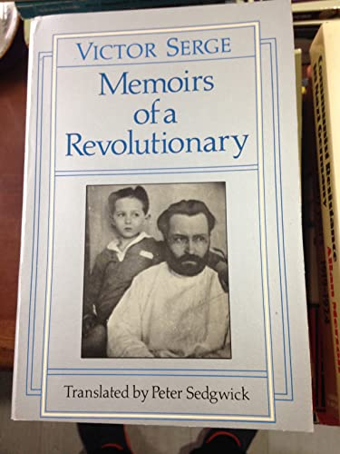9780863160707: Memoirs of a Revolutionary, 1901-41