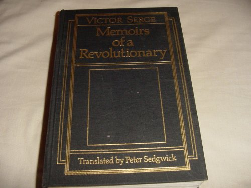 9780863160714: Memoirs of a Revolutionary