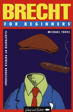 9780863161001: Brecht for Beginners (A Writers and Readers Documentary Comic Book)