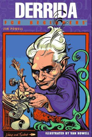 9780863161391: Derrida for Beginners (Writers and Readers Documentary Comic Book)