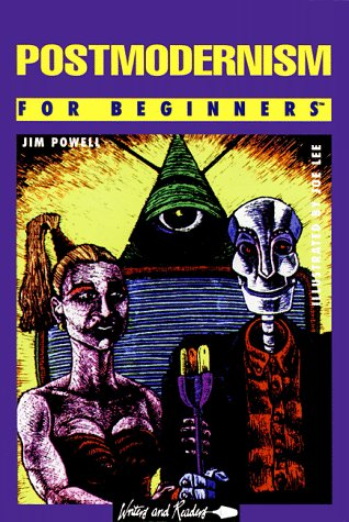 9780863161889: Post-modernism for Beginners (A Writers & Readers beginners documentary comic book)