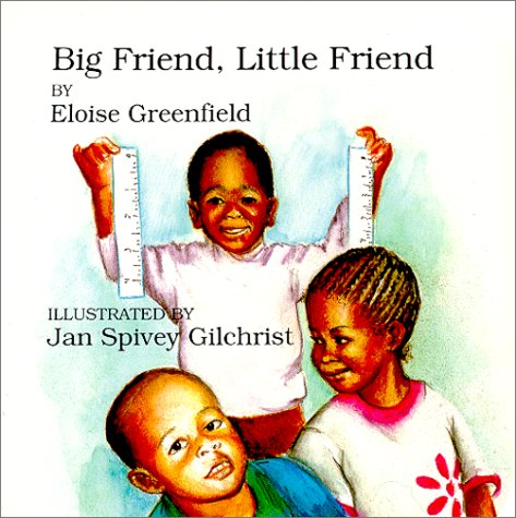 9780863162046: Big Friend, Little Friend (Black Butterfly Board Books)