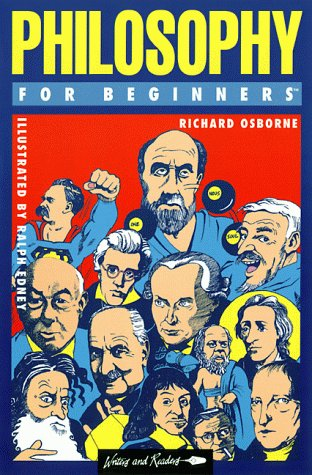 9780863162619: Philosophy for Beginners, Folio Edition