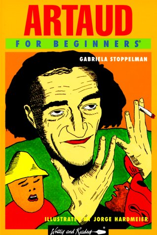 9780863162916: Artaud for Beginners (Documentary Comic Book)