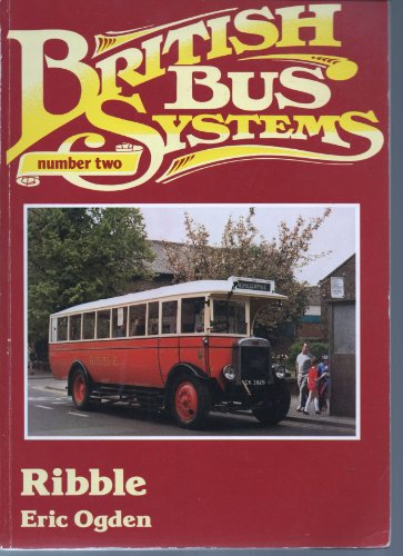9780863170034: British Bus Systems no 2: Ribble