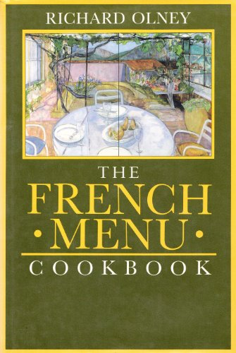 9780863181818: The French Menu Cook Book