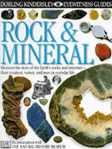 9780863182730: Rock and Mineral (Eyewitness Guides)