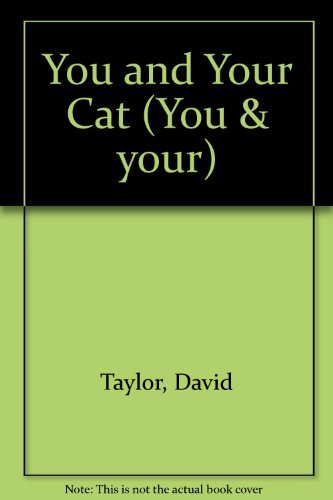9780863182884: You and Your Cat (You & your)