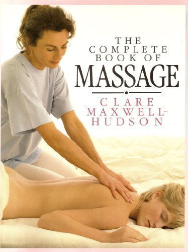 9780863182907: Complete Book of Massage