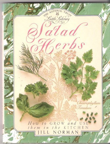 9780863183034: Salad Herbs (The National Trust little library)