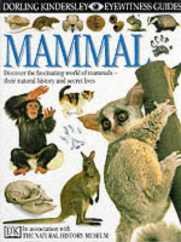 9780863183409: Mammal (Eyewitness Guides)