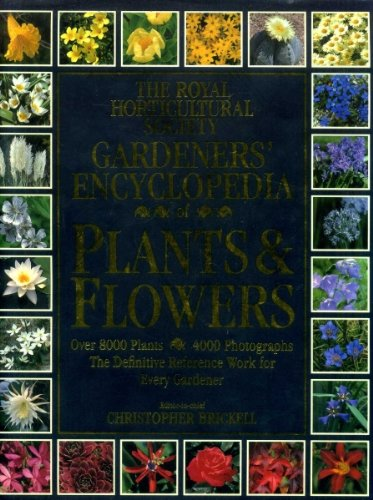 9780863183867: RHS Gardeners' Encyclopedia of Plants & Flowers (English and Spanish Edition)