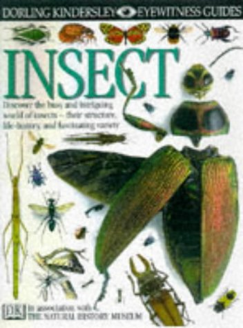 9780863184086: Insect (Eyewitness Guides)