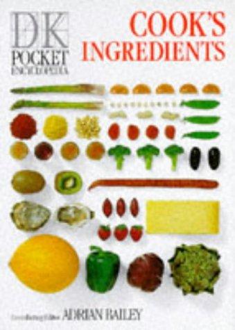 9780863184352: Pocket Encyclopaedia of Cook's Ingredients (DK Pocket Encyclopedia)