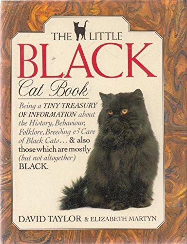 9780863184550: Little Black Cat Book (Little cat library)