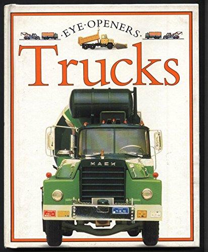 9780863184581: Trucks (Eye Openers)