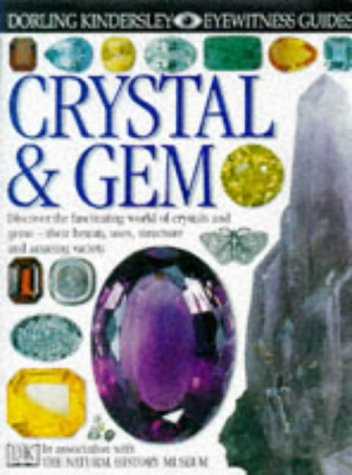 9780863185755: Crystal and Gem (Eyewitness Guides)