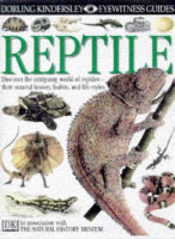 9780863185762: Reptile (DK Eyewitness)