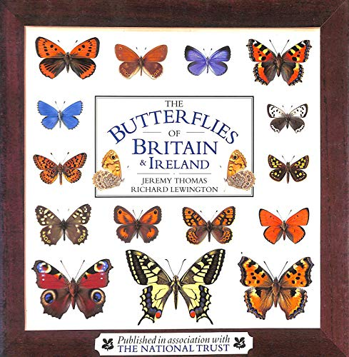The butterflies of Britain and Ireland: Jeremy Thomas, Richard
