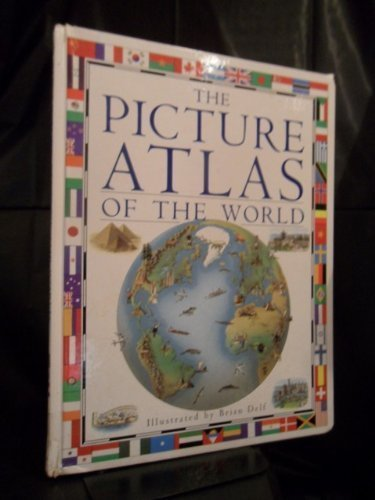 The Picture Atlas of the World: Richard Kemp