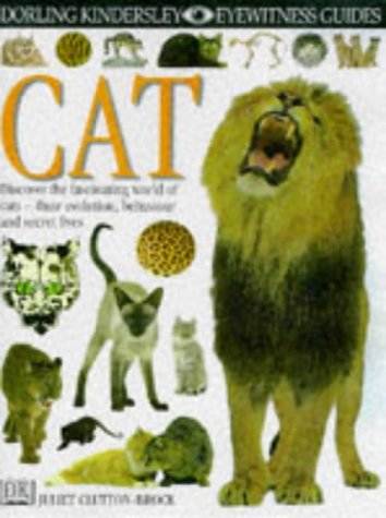 9780863186240: Dk Eyewitness Guides:  Cat