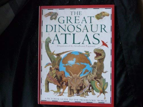 9780863186288: The Great Dinosaur Atlas