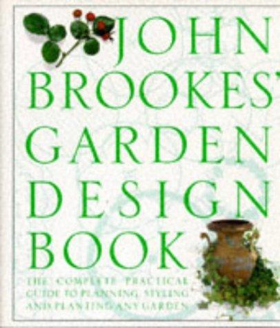 john brookes garden design book hb brookes john - Garden Design John Brookes